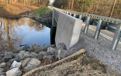 Bridge Constructed in Fostoria, MI