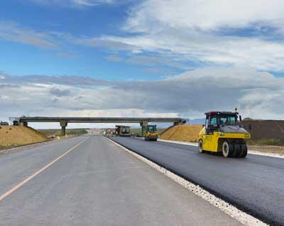 road-paving-near-bridge