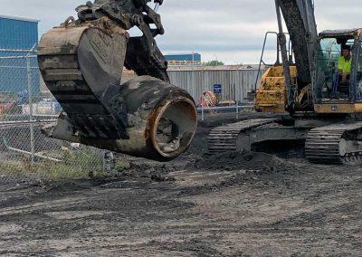 excavator-handling-water-pipeline-encasement
