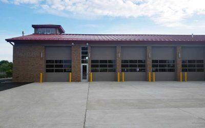 Imlay City Fire Station
