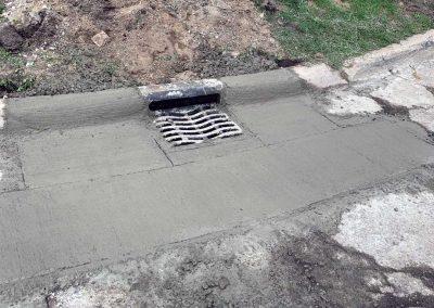 new-storm-sewer-drain-concrete